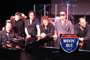 Band from Billy Joel's MOVIN' OUT to Open Stoneham Theatre's 14th Concert Season, 8/24
