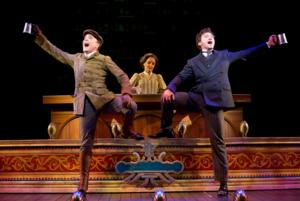 Review Roundup: A GENTLEMAN'S GUIDE TO LOVE AND MURDER Opens on Broadway - All the Reviews!