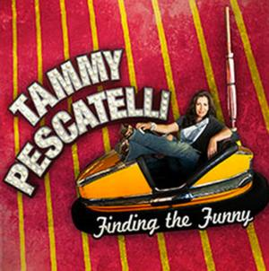 Tammy Pescatelli's FINDING THE FUNNY Now Available