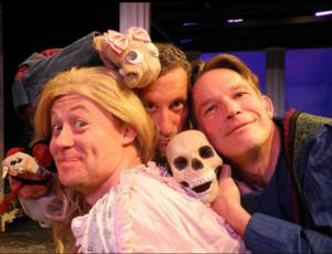 Cincy Shakes to Present THE COMPLETE WORKS OF WILLIAM SHAKESPEARE (ABRIDGED), 7/25-8/16