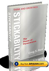 'Stickability' by Greg S. Reid Is Released On Amazon
