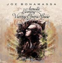 Joe Bonamassa to Release 'An Acoustic Evening at the Vienna Opera House,' 25 March