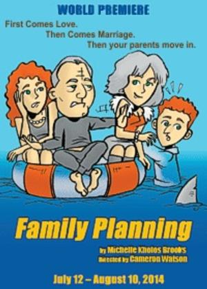 Colony Theatre Opens Season with World Premiere of FAMILY PLANNING Tonight