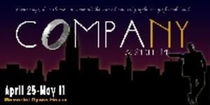 COMPANY Continues thru May 11 at Memorial Opera House in Valparaiso