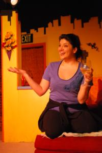 BWW Reviews: A Classic Musical is Playfully Skewered in WEST SIDE TERRI