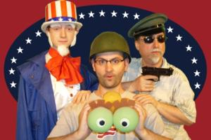 Emergent Arts Presents COMPLETE HISTORY OF AMERICA (ABRIDGED), Begins Today
