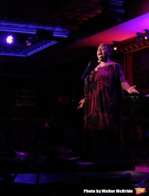 Lillias White, Lindsay Mendez & Derek Klena and More Set for 54 Below this Week