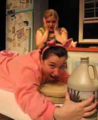 IF YOU GIVE A PIG A PANCAKE Plays Centenary Stage, 1/19