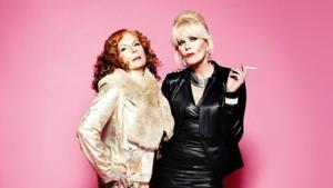 Jennifer Saunders Promises GLEE's Chris Colfer a Role in Upcoming ABSOLUTELY FABULOUS Film
