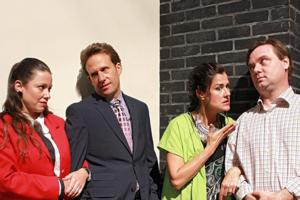 BWW Reviews: Brilliant GOD OF CARNAGE at American Stage