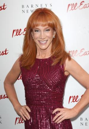 Kathy Griffin Inducted into Guinness Book of World Records for Most Televised Standup Specials