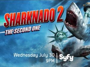 Syfy Announces SHARKNADO Immersive Lighting Experience