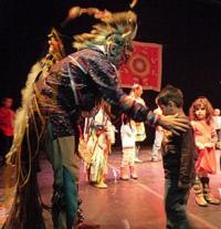 TNC Presents Thunderbird American Indian Dancers' 38th Annual Dance Concert and Pow-Wow, 1/25-2/3