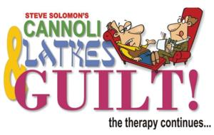 Steve Solomon to Bring 'CANNOLI, LATKES & GUILT!' to Coral Springs Center for the Arts, 2/5-16