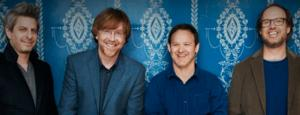 Phish to Perform LIVE ON LETTERMAN Concert Webcast, 6/24