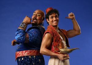DVR Alert: ALADDIN's James Iglehart & Adam Jacobs to Perform on 'The View', 12/9