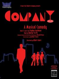 Crown City Theatre Presents Sondheim and Furth's COMPANY, 2/14