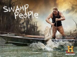 HISTORY's Hit Series SWAMP PEOPLE to Return for Season 5, 2/3
