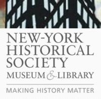 N-Y Historical Society Announces October 2012 Exhibitions