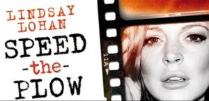 Lindsay Lohan Issued Final Warning Due to Poor Behavior on SPEED THE PLOW?