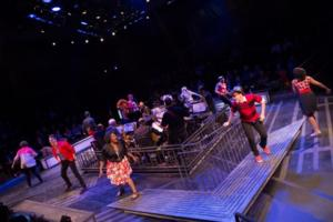 BWW Reviews: Arena Stage Offers Up Crowd Pleasing SMOKEY JOE'S CAFE