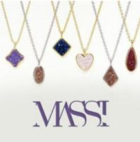 MASSI Giving Away Heart Shaped Pendants Via Facebook