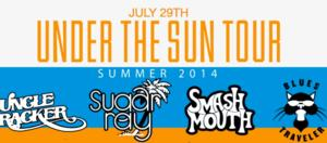 'Under the Sun' Hit Summer Music Tour to Be Broadcast on Live Video Stream