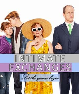 1812 Productions Presents INTIMATE EXCHANGES at  Philadelphia FringeArts Festival, 8/28 - 7/21