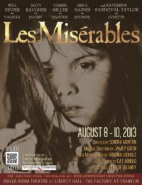 Boiler Room Theatre to Present Full-Scale Production of LES MISERABLES, Begin. 8/8