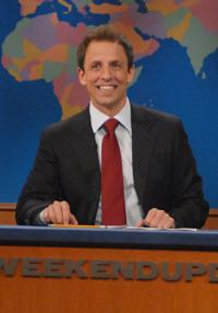 Quotables from SATURDAY NIGHT LIVE'S WEEKEND UPDATE WITH SETH MEYERS