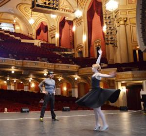 BWW Reviews: Cespedes Choreography Highlight of Cleveland Foundation Centennial Meeting