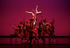 Smuin Ballet Kicks Off 20th Anniversary Season with Montana Tour Today