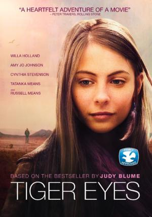 Judy Blume's TIGER EYES Available on DVD Today
