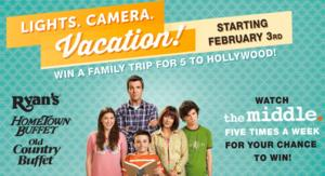 Warner Bros TV Announces Chance to See ABC's THE MIDDLE in Hollywood