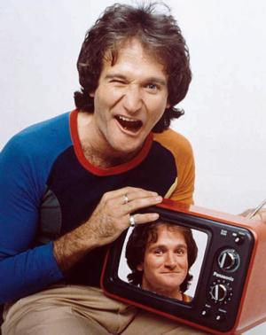The Smithsonian's National Portrait Gallery Celebrates ROBIN WILLIAMS with Special Exhibit