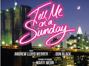 TELL ME ON A SUNDAY with Marti Webb Opens At St James Tomorrow, Transfers to Duchess From Feb 18