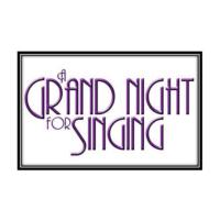 A GRAND NIGHT FOR SINGING Opens 1/20 at The Mercury Theater