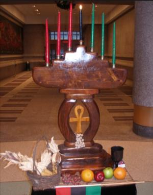 African Burial Ground National Monument Hosts Kwanzaa Celebration, Now thru 12/28