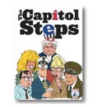 Artist Series Presents THE CAPITOL STEPS, 2/5-10