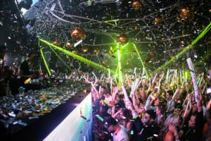 Hakkasan Las Vegas Nightclub Hosts Electric Daisy Carnival Celebration