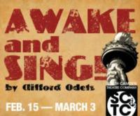 South Camden Theatre Company Opens AWAKE AND SING! by Clifford Odets, 2/15