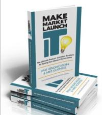 Make, Market, Launch It Book Hits #1 on Amazon.com