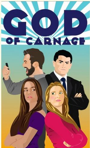GOD OF CARNAGE to Play Riverside Theatre January 28 - February 9