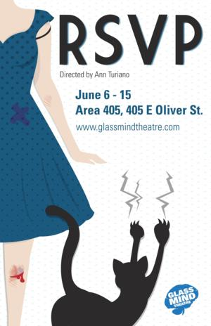 Glass Mind Theatre Plays with Miss Manners in RSVP, Now thru 6/15