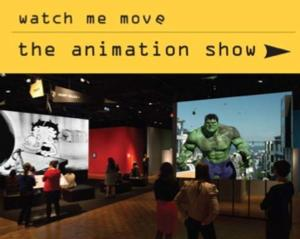 The Frist Kicks Off Expanded Programming for WATCH ME MOVE: THE ANIMATION SHOW, Now thru 9/1