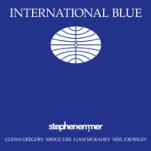 Stephen Emmer's 'International Blue' Set for 9/16 Release