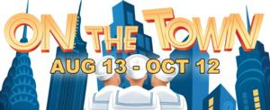 Marriott Theatre's ON THE TOWN Begins Performances Tonight