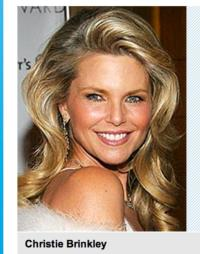 Christie Brinkley Named Global Ambassador Of World Smile Day 2012