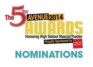 5th Avenue Awards, Honoring High School Musical Theater, Announce 2014 Nominees; Ceremony Set for 6/9