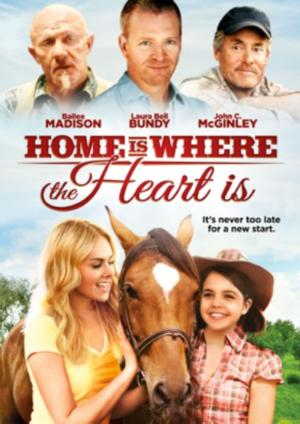 Laura Bell Bundy Stars in HOME IS WHERE THE HEART IS, Coming to DVD 8/19